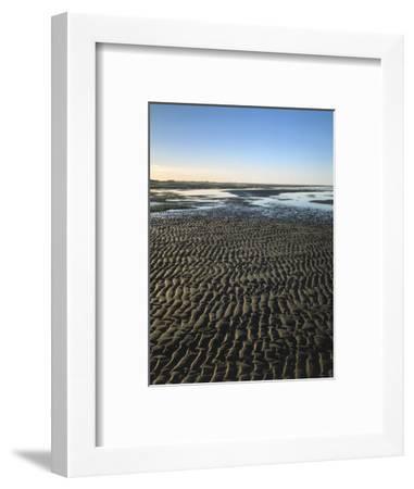 Sea, Beach, Low Tide-Thonig-Framed Photographic Print