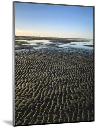 Sea, Beach, Low Tide-Thonig-Mounted Photographic Print