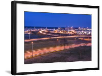 Germany, Bavaria, Upper Bavaria, Metropolregion Munich, Munich-Udo Siebig-Framed Photographic Print