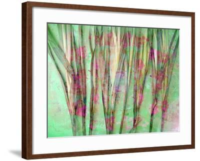 Floral Montage-Alaya Gadeh-Framed Photographic Print
