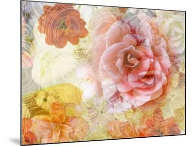 Composing with Blossoms and Floral Ornaments-Alaya Gadeh-Mounted Photographic Print