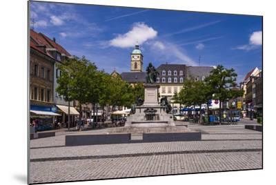 Germany, Bavaria, Lower Franconia, Mainfranken, Schweinfurt-Udo Siebig-Mounted Photographic Print