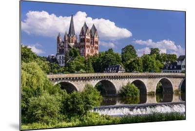 Germany, Hessen, Taunus (Region), Lahn, Limburger Becken-Udo Siebig-Mounted Photographic Print