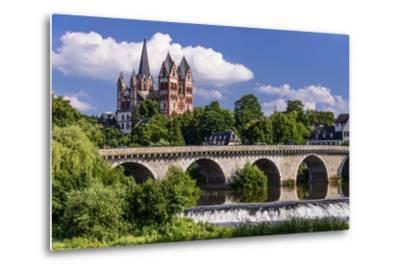 Germany, Hessen, Taunus (Region), Lahn, Limburger Becken-Udo Siebig-Metal Print