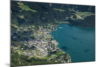 St. Gilgen, Wolfgangsee, Austria, Salzburg State, Salzkammergut-Frank Fleischmann-Mounted Photographic Print