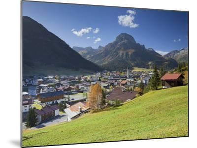 Austria, Vorarlberg (Region), Lechtal, Lech, Omeshorn-Rainer Mirau-Mounted Photographic Print