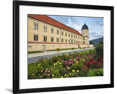 Seckau Abbey, Styria, Austria-Rainer Mirau-Framed Photographic Print