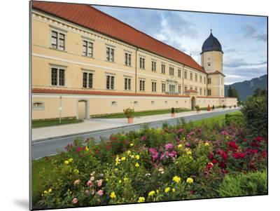 Seckau Abbey, Styria, Austria-Rainer Mirau-Mounted Photographic Print