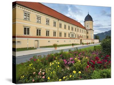 Seckau Abbey, Styria, Austria-Rainer Mirau-Stretched Canvas Print