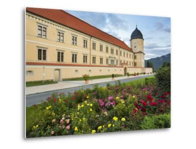 Seckau Abbey, Styria, Austria-Rainer Mirau-Metal Print