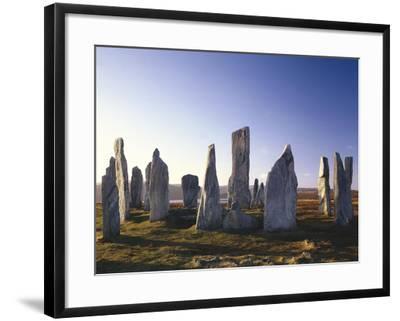 GrovŸbritannien, Schottland-Thonig-Framed Photographic Print