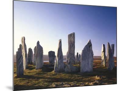 GrovŸbritannien, Schottland-Thonig-Mounted Photographic Print