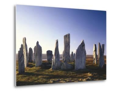 GrovŸbritannien, Schottland-Thonig-Metal Print