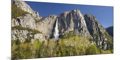 Upper Yosemite Falls, Yosemite National Park, California, Usa-Rainer Mirau-Mounted Premium Photographic Print