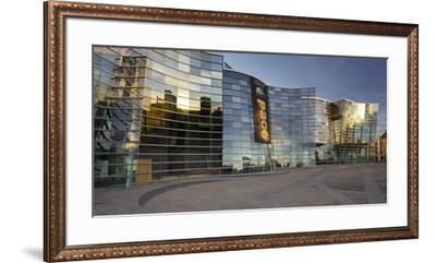Christchurch Art Gallery, Christchurch, Canterbury, South Island, New Zealand-Rainer Mirau-Framed Premium Photographic Print