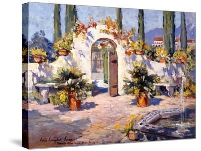 Spanish Arch-Colin Campbell-Stretched Canvas Print