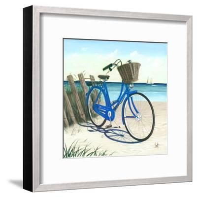 Blue by You-Scott Westmoreland-Framed Art Print