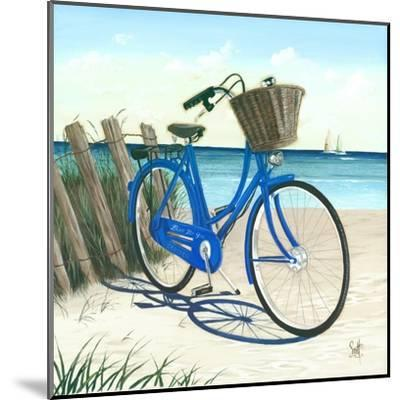 Blue by You-Scott Westmoreland-Mounted Art Print