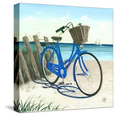 Blue by You-Scott Westmoreland-Stretched Canvas Print