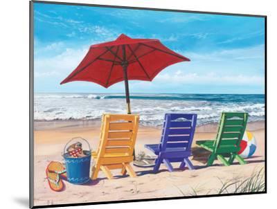 Beachy Keen-Scott Westmoreland-Mounted Art Print