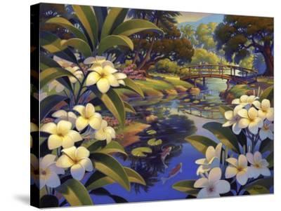 Heaven Scent-Kerne Erickson-Stretched Canvas Print