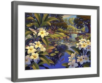 Heaven Scent-Kerne Erickson-Framed Art Print