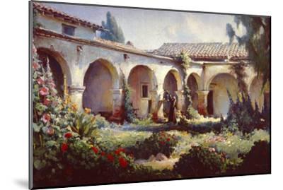Mission San Juan Capistrano-Charles Austin-Mounted Art Print