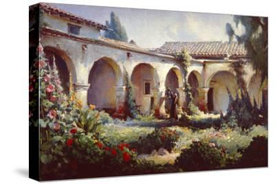 Mission San Juan Capistrano-Charles Austin-Stretched Canvas Print
