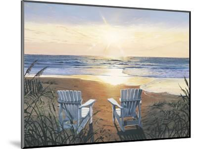 Days End Duo-Scott Westmoreland-Mounted Premium Giclee Print