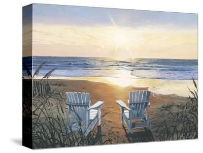 Days End Duo-Scott Westmoreland-Stretched Canvas Print