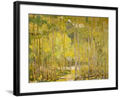 Aspen Forest-Oscar Berninghouse-Framed Art Print