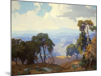 A Beautiful Day-Marion Kavanagh Wachtel-Mounted Art Print