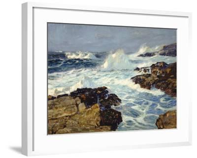 Sea Tang-William Ritschel-Framed Art Print