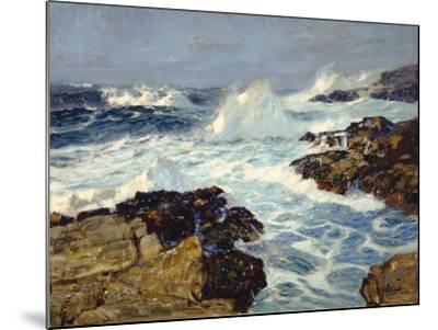 Sea Tang-William Ritschel-Mounted Art Print