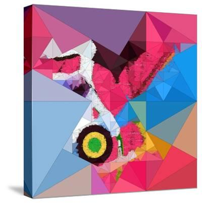 Digital Painting, Abstract Background-Andriy Zholudyev-Stretched Canvas Print