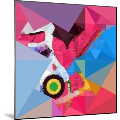 Digital Painting, Abstract Background-Andriy Zholudyev-Mounted Photographic Print
