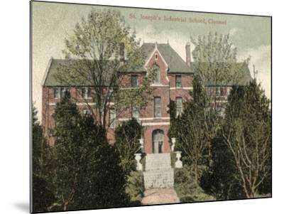 St Joseph's Industrial School, Clonmel, Tipperary, Ireland-Peter Higginbotham-Mounted Photographic Print