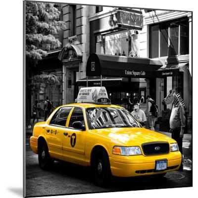 Safari CityPop Collection - NYC Union Square III-Philippe Hugonnard-Mounted Photographic Print