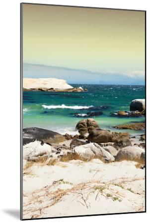 Awesome South Africa Collection - Boulders Beach at Sunset - Cape Town II-Philippe Hugonnard-Mounted Photographic Print