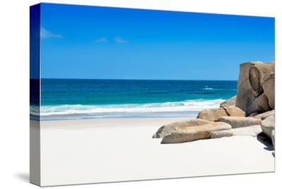Awesome South Africa Collection - Boulders on the Beach I-Philippe Hugonnard-Stretched Canvas Print