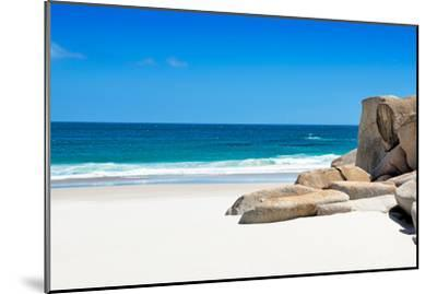 Awesome South Africa Collection - Boulders on the Beach I-Philippe Hugonnard-Mounted Photographic Print