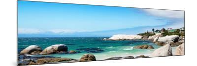 Awesome South Africa Collection Panoramic - Boulders Beach IV-Philippe Hugonnard-Mounted Photographic Print
