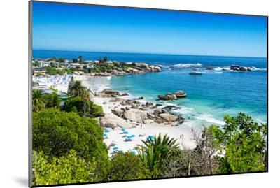 Awesome South Africa Collection - Clifton Beach Cape Town-Philippe Hugonnard-Mounted Photographic Print