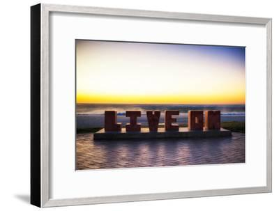 Awesome South Africa Collection - LIVE ON-Philippe Hugonnard-Framed Photographic Print