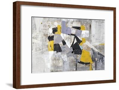 Aerial Mosaic-Alexys Henry-Framed Giclee Print
