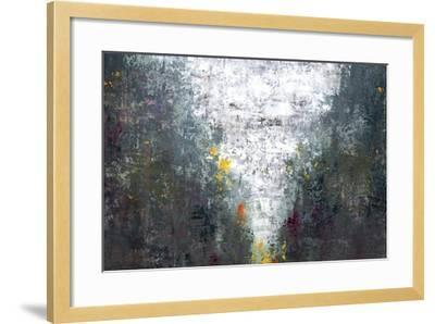 Swim Reflection-Clayton Rabo-Framed Giclee Print