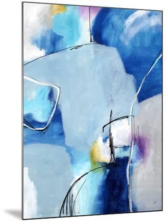 Kayak-Kari Taylor-Mounted Giclee Print