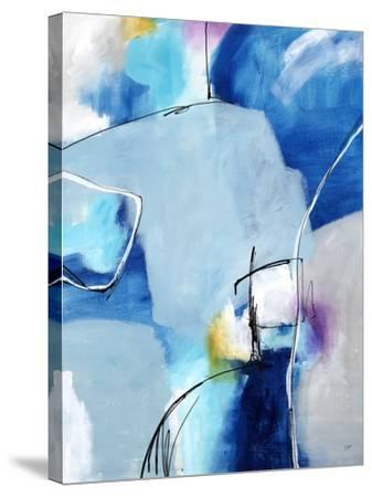 Kayak-Kari Taylor-Stretched Canvas Print