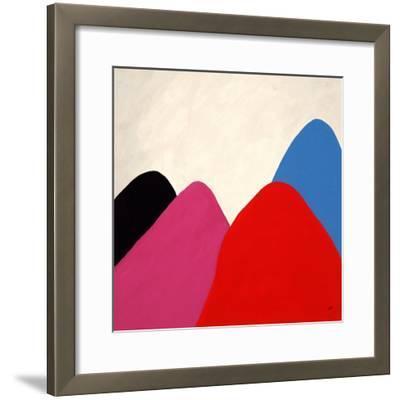 Gum Drop Mountain-Abe Abe-Framed Giclee Print
