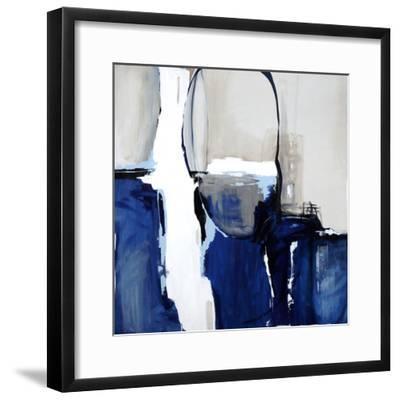Leaving at Midnight-Sydney Edmiunds-Framed Premium Giclee Print